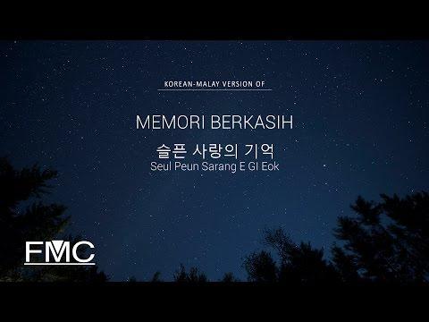 Lirik Lagu Memori Berkasih - Kim Dong Gyun & Wany Hasrita