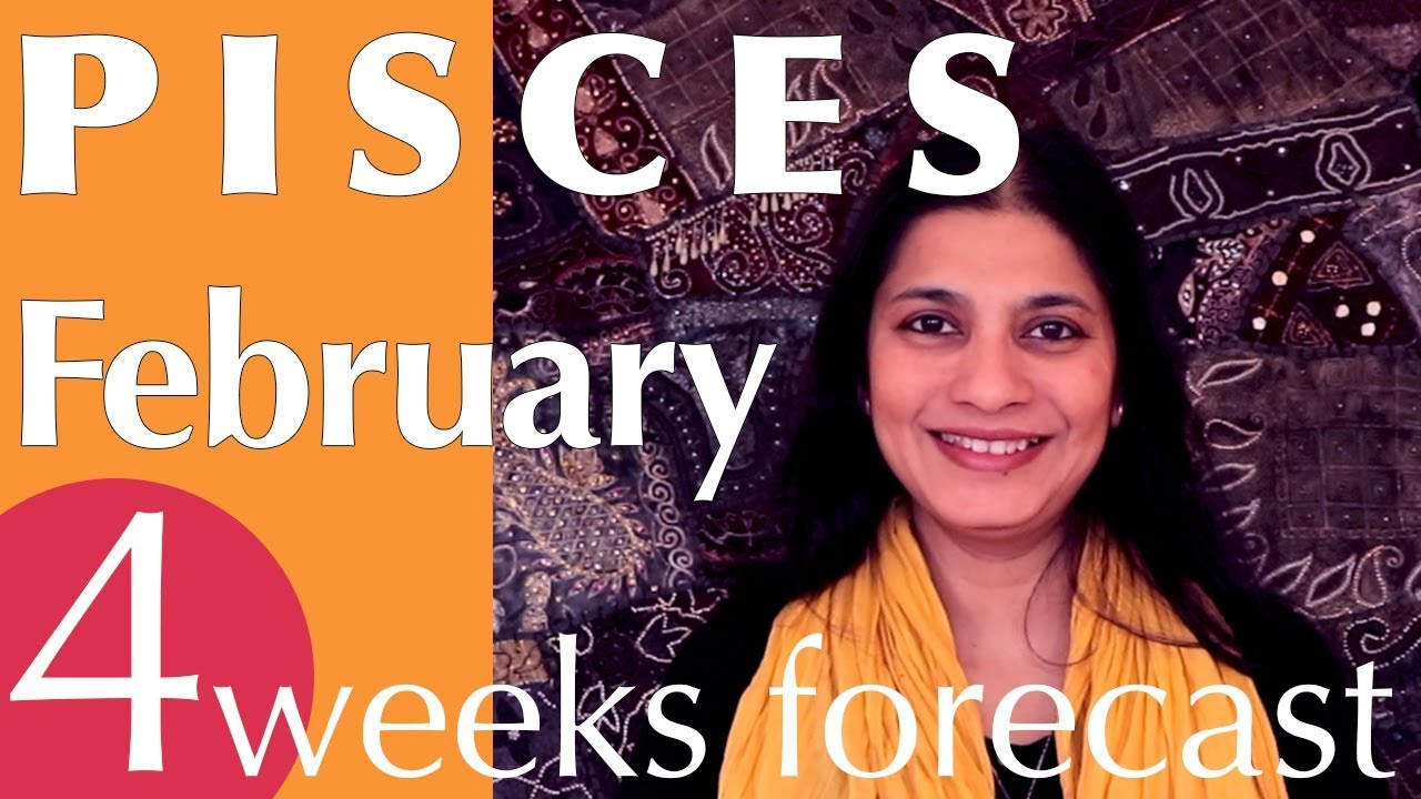 Pisces weekly astrology forecast 16 february 2019 michele knight