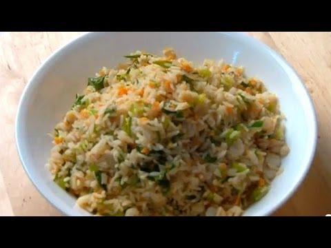 Prawn fried rice chef anupa sanjeev kapoor khazana youtube ccuart Images