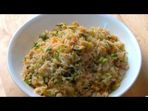 Prawn fried rice chef anupa sanjeev kapoor khazana youtube ccuart Gallery