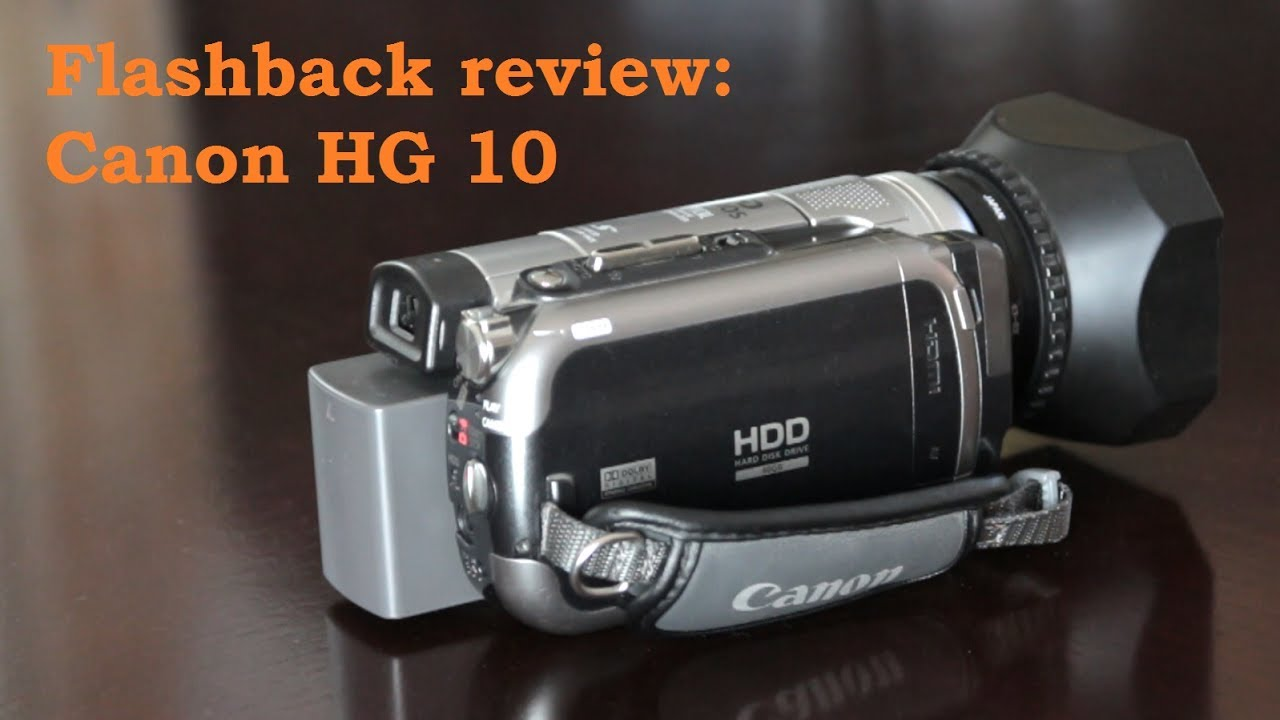 CANON HG10 DRIVERS FOR WINDOWS 7