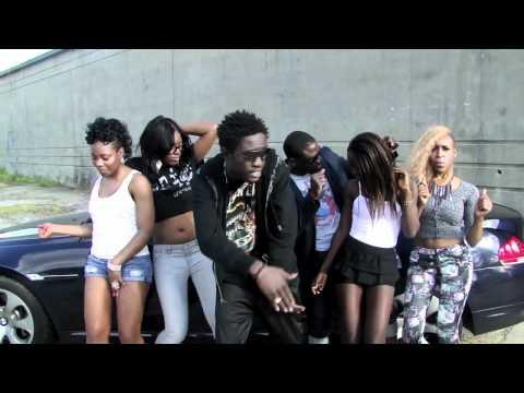 B-Nice Kyenomame - Twanede (Official Video)(GhanaMotion.Com)