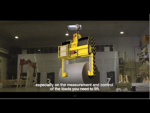 AIRPES Corporate video - leading supplier of handling and lifting equipment