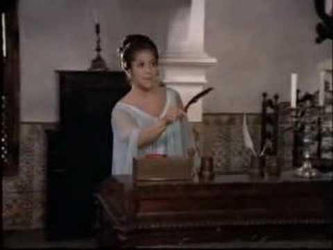 "Teresa BERGANZA Sings ""Una Voce Poco Fa"""