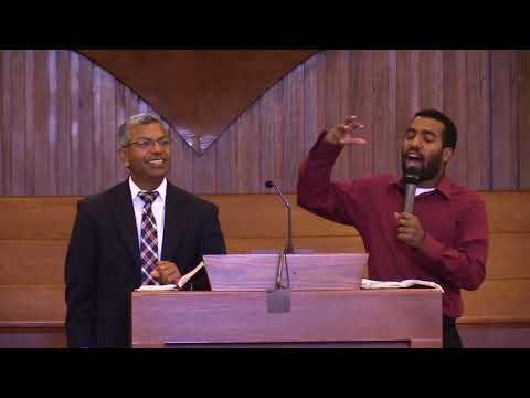 Psalms 16 - Sunday Message 10-01-17 Speaker: Pastor Abraham Joseph (Malayalam & English)
