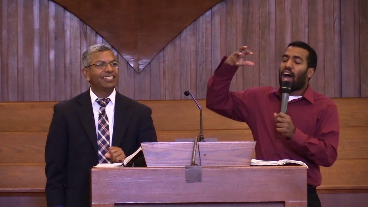 Psalms 16 - Message 10-01-17 Pastor Abraham Joseph (Malayalam & English)