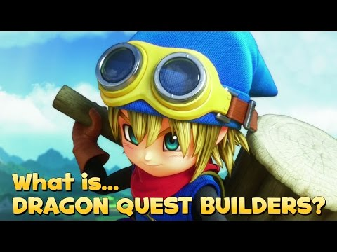 What is Dragon Quest Builders? - Trailer