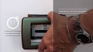 #1 Microdevice Technology - replace chipcard to transponder