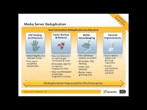 Symantec NetBackup 7.6 Update Webinar