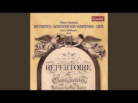 Grande Sonata for Piano in a Major: III. Minuetto - Allegro molto