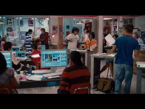 High School Musical 3 - Yearbook Committee (Fandub)