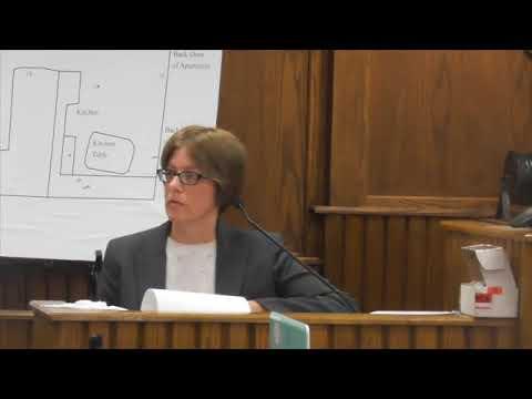 Key testimony  Forensic scientist Kandy Smith talks DNA evidence