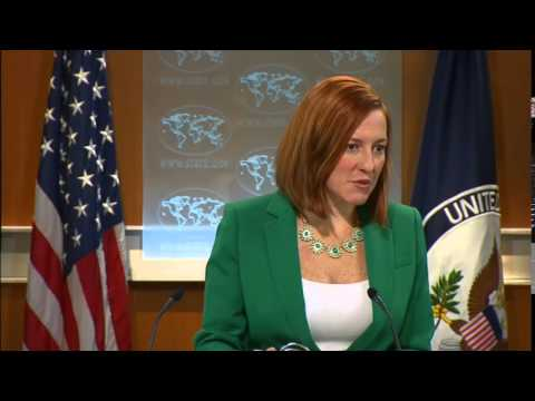 Daily Press Briefing:  January 26, 2015