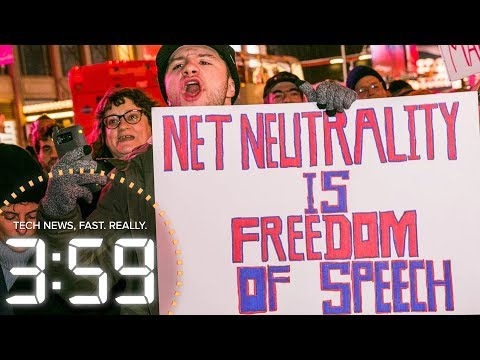 Net neutrality vote will go down in internet history (The 3:59, Ep. 333)