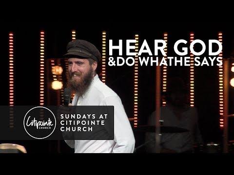 Hear God & Do What He Says - Mitch Ramsey