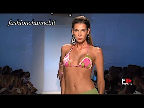 TIBI Swimwear Spring Summer 2010 Miami - Fashion Channel