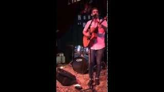 "Grant Harrison live from House of Blues - ""Let Yourself Down"""