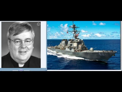 USS Fitzgerald Collision-Father Howard Fitzgerald-Jesuits-more connections in my own life