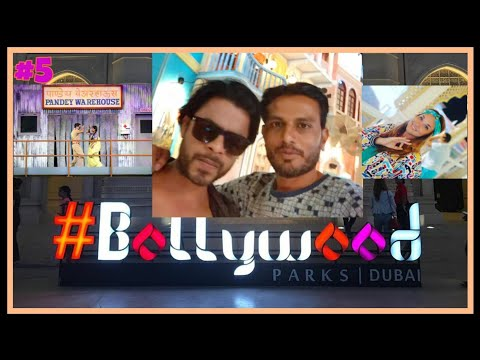 Bollywood Parks Dubai | Bollywood Theme Park | Best Tourist Places In Dubai | Dubai Parks and Resort