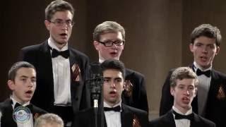 Будьте счастливы люди - А. Пахмутова - Moscow Boys Choir DEBUT