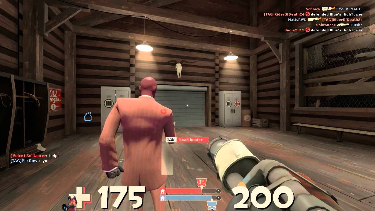 Hightower Derp: TF2 [Live Commentary] Thanksgiving - IN 'MERICA!!!