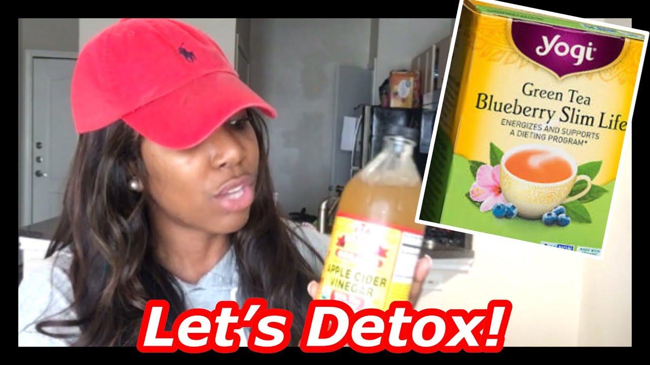 Lose Weight With Apple Cider Vinegar Detox Tea