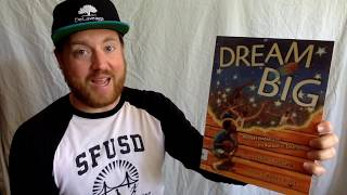 "Mr. B Reads ""Dream Big: Michael Jordan and the Pursuit of Excellence"" by Deloris Jordan"
