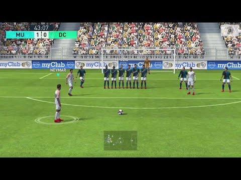 Pes 2018 Pro Evolution Soccer Android Gameplay #5