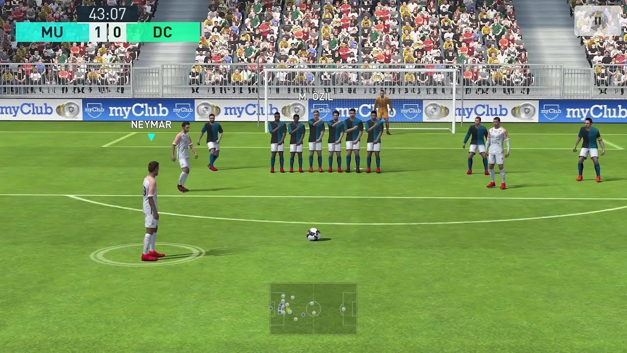 PRO EVOLUTION (PES 2018) – ANDROID GAME – REVIEW — Steemit