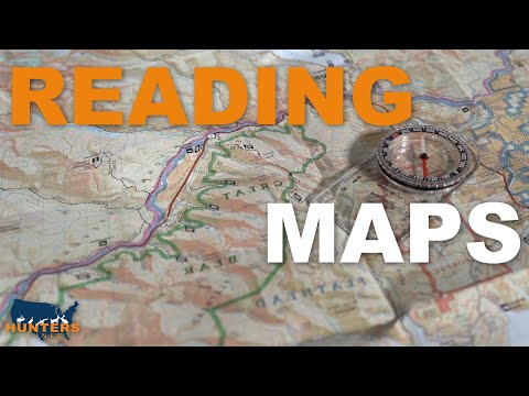 MAP READING | Hunters Connect
