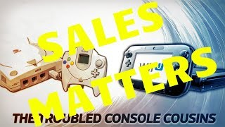 GAME CONSOLES AND SALES. YES SALES MATTER.