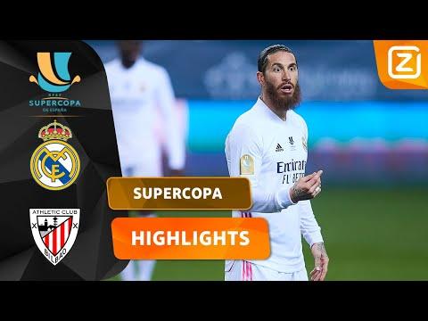 WIE GAAT ER DOOR NAAR DE FINALE? 😱   Real Madrid Vs Bilbao   De Supercopa 2020/21   Samenvatting