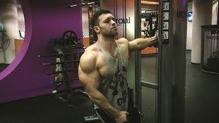 SUPER MUSCLE TRAINING: gym flexing, pumping and boxing