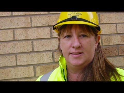 Safer sites inspectors video