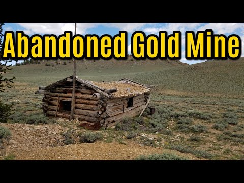 Abandoned Gold Mine | White Mountains California