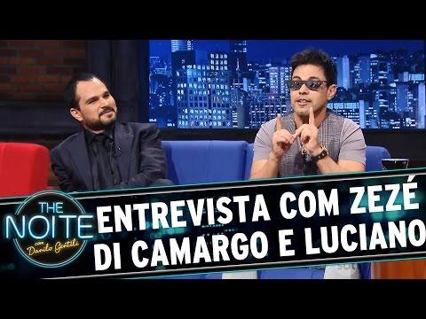 The Noite (06/08/15) - Entrevista Com Zezé Di Camargo E Luciano