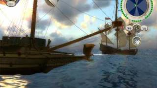 Age of Pirates Caribbean Tales Gameplay Trailer #2