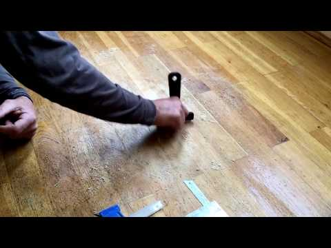 How to  DIY  floor varnish   part 2   Sep 4, 2017