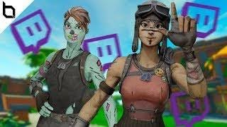 Killing rare skins in Fortnite - 2019 (ghoul trooper, codename elf)