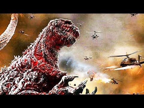 GODZILLA RESURGENCE Bande Annonce ★ Monster Movie (2016) streaming vf