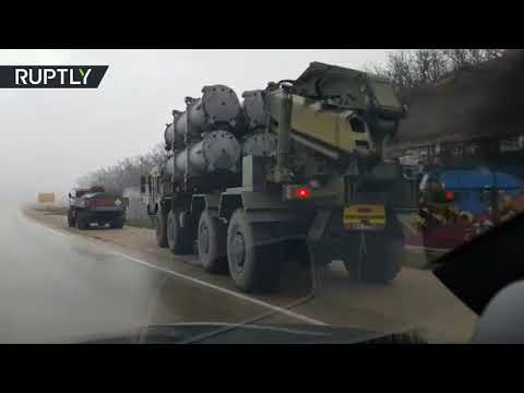 Russian 'Bal' coastal defense systems relocated near Kerch after standoff with Ukraine (EXCLUSIVE)