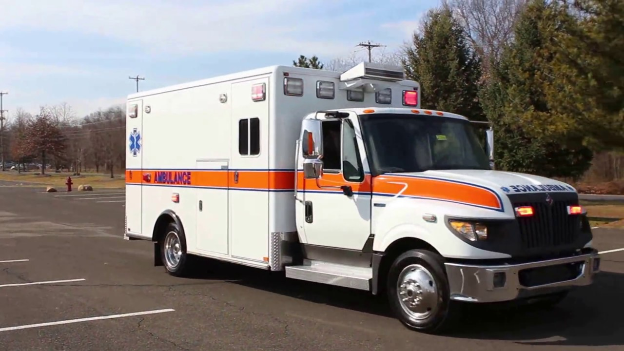2012 International Terrastar Horton MD Ambulance For Sale at GEV