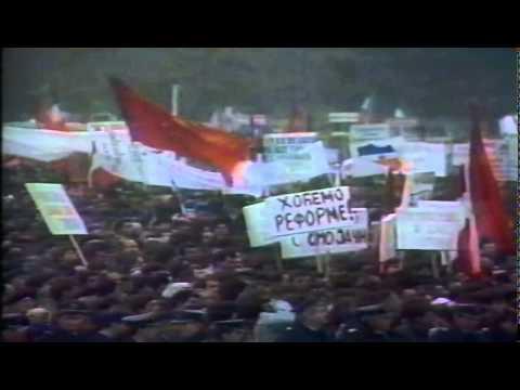 Slobodan Milošević   Ušće 1988 e