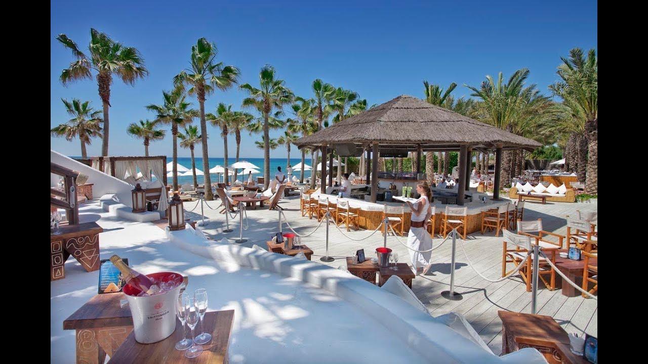 Nikki Beach Miami Sunday Brunch Unravel Travel Tv Youtube