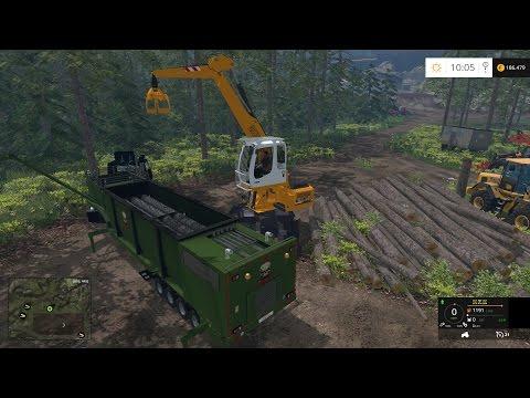 Farming Simulator 2015 - Forestry