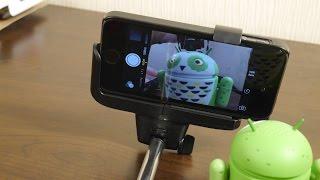 InterStep Selfiepod MP110B. B - значит Bluetooth
