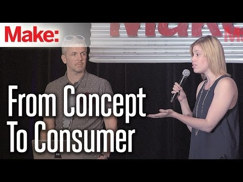 From Concept to Consumer — Searching for the Next Steve Jobs - Katherine Hague and Brady Forrest