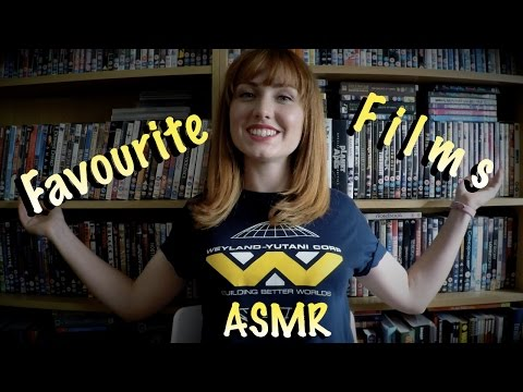ASMR - My Favourite Films - What are yours?