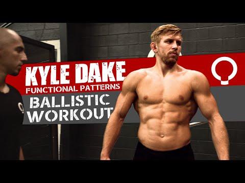 Kyle Dake 2 Time UWW World Champion using Functional Patterns Strength and Biomechanics Training
