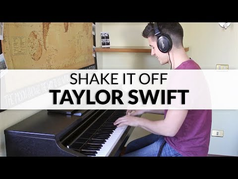 Taylor Swift - Shake It Off | Piano Cover